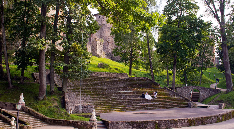 cesis-castle