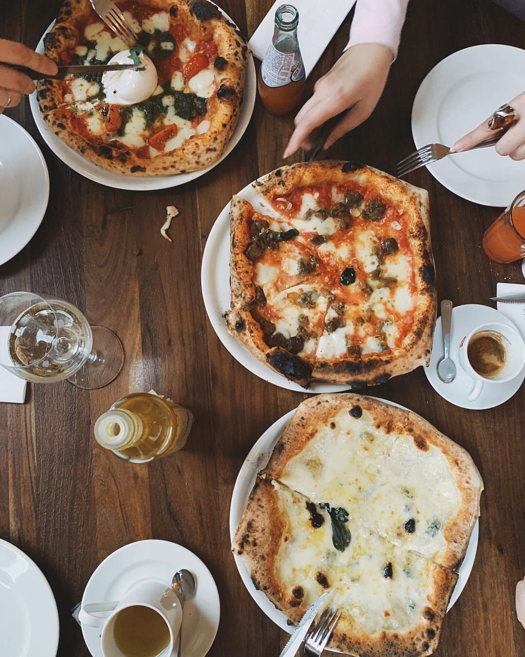 street pizza
