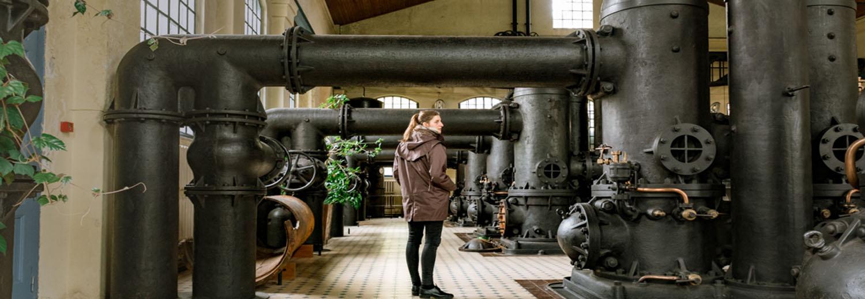 riga water supply museum
