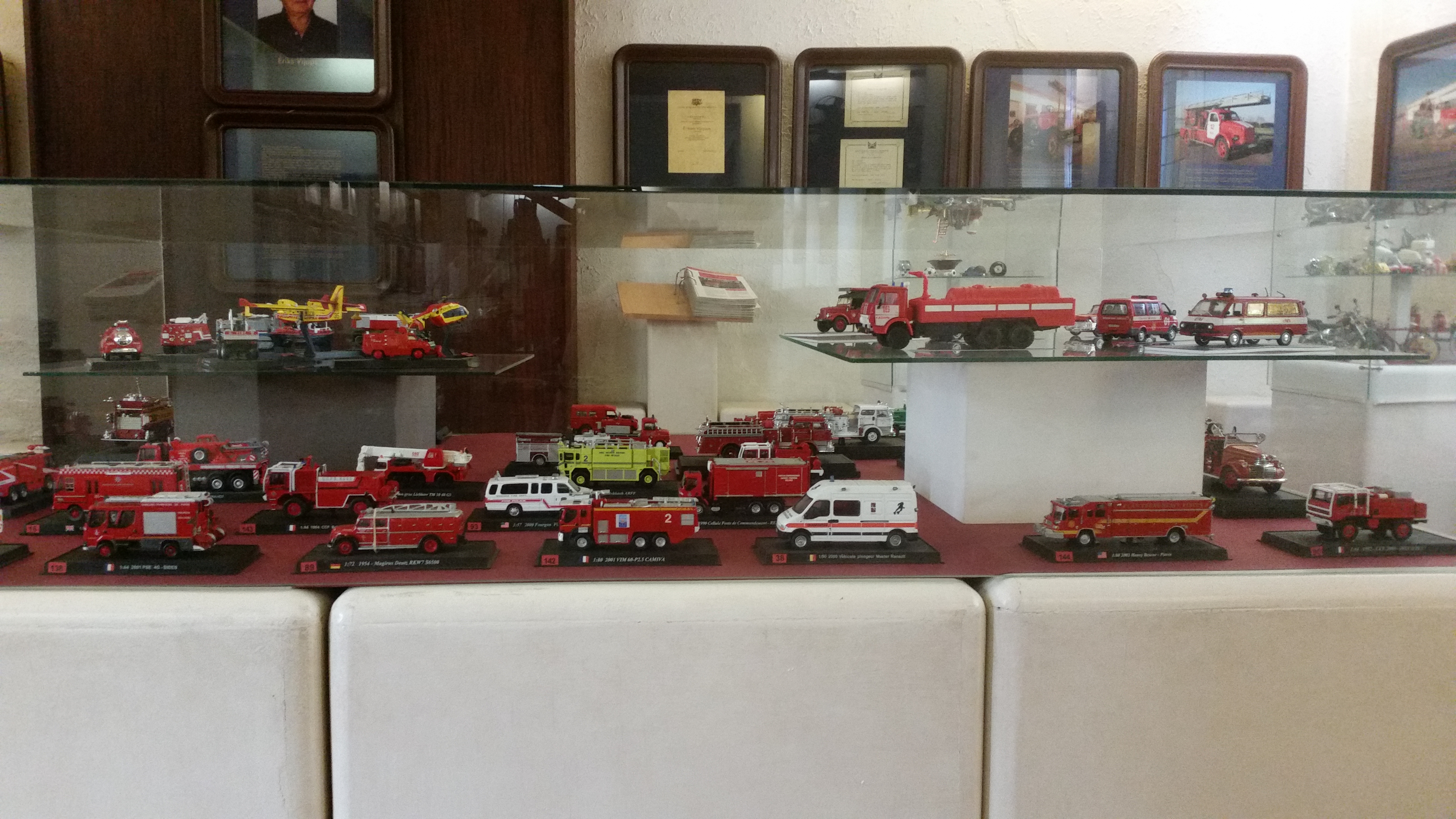 firefighting museum collection