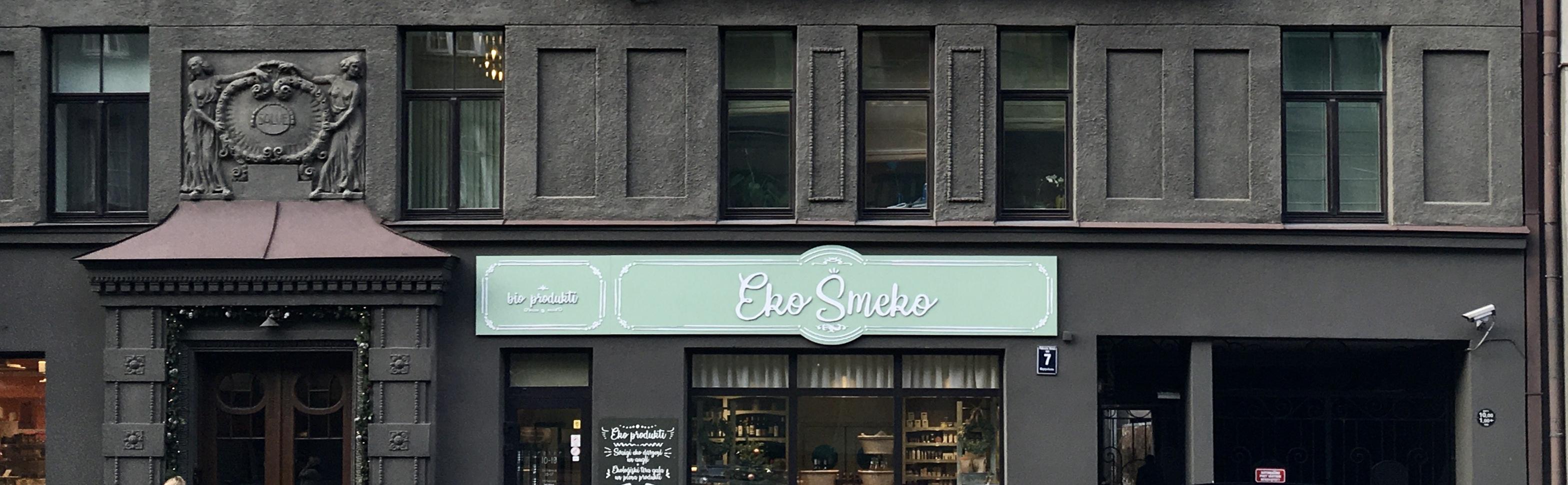 eco shop riga