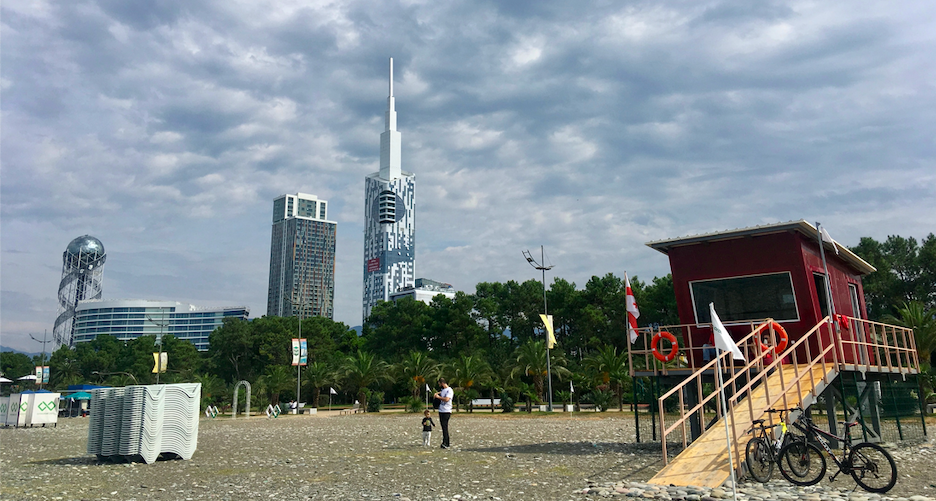 day trip to batumi